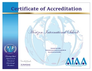 AIAA Certificate